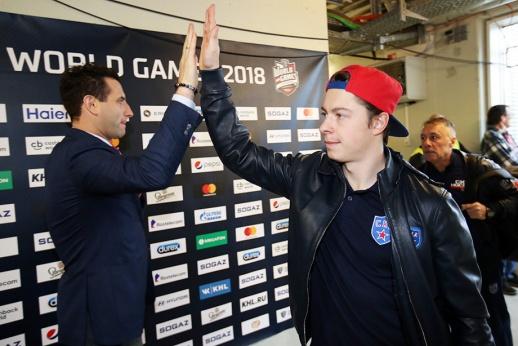 «Авангард» и «Ак Барс» могут сыграть в декабре 2021 года в Эмиратах матч КХЛ