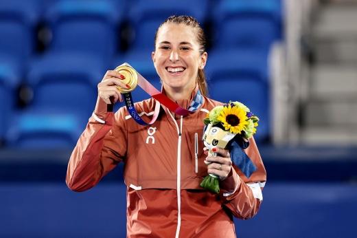 Пополнение в швейцарском банке. Любимая теннисистка Федерера выиграла золото Олимпиады