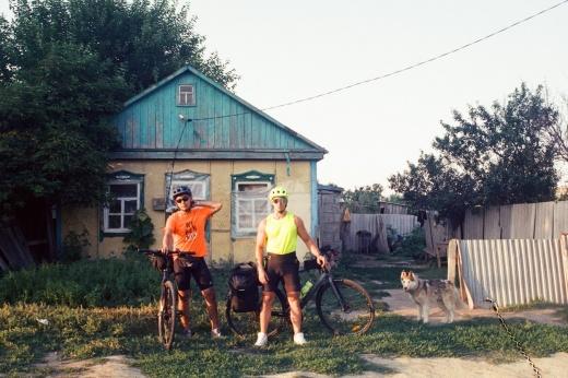 Глаза боятся — ноги делают: как два москвича доехали на велосипедах до Крыма