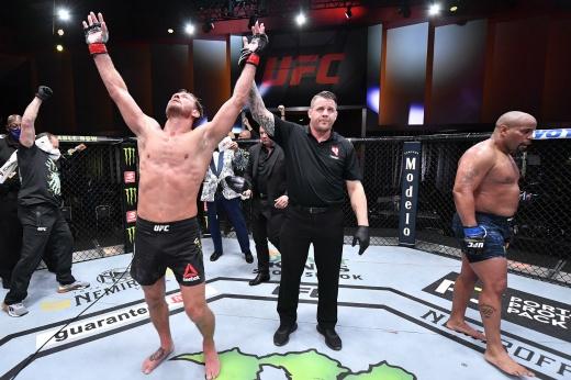 Стипе Миочич – Фрэнсис Нганну 2, главный бой UFC 260, 28.03.2021