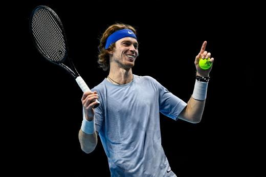 «Получается, сейчас я второй, а вчера был первый». Почему Рублёв пока не «наелся» теннисом