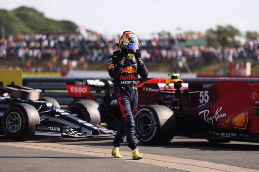 Боттас выиграл квалификацию Гран-при Италии, Хэмилтон — 2-й, Ферстаппен — 3-й, Норрис — 4-й, Мазепин — 20-й