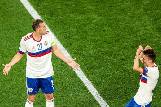 Россия — Финляндия. Прогноз «Фонбет»: Дзюба и Головин отмажутся за 0:3 с Бельгией
