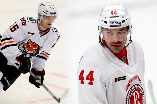 Артюхин остался в «Витязе», Пьянов вернулся в «Амур». Таблица трансферов КХЛ