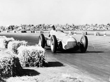 Начало гонки. Как рождалась Формула-1