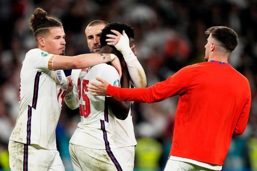 «Он будет жить с этим вечно». Драма английского футболиста в финале Евро-2020