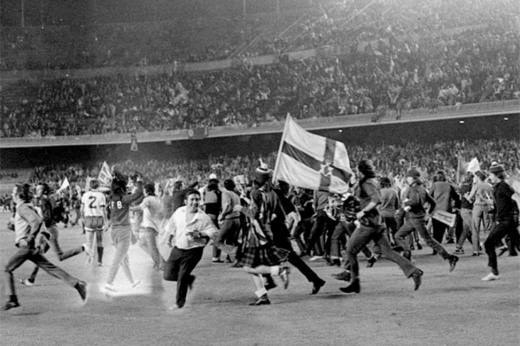 «Динамо» могло стать первым российским обладателем еврокубка. Помешали болельщики-хулиганы