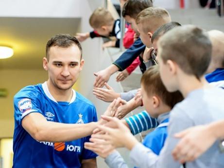 Бадретдинов: в финале играли за себя, за того парня и за всё «Динамо»