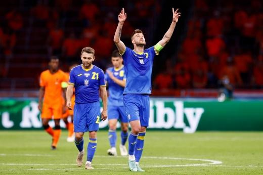 «Покажите эту игру сборной России!» В соцсетях хвалят Украину