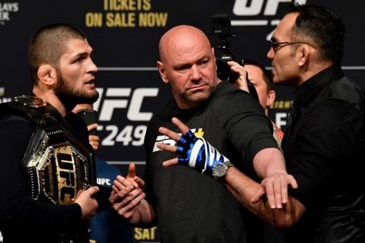 Кто болеет против Хабиба Нурмагомедова из бойцов, прогнозы на Хабиб — Фергюсон, UFC 249