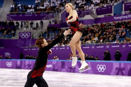 Наколядовали. Тарасова и Морозов оставили россиян претендентами на золото