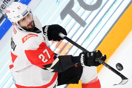 Приоритет для Войнова — возвращение в НХЛ. Главные трансферные инсайды КХЛ