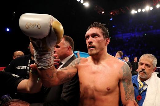 Самая быстрая победа Джошуа в профессиональном боксе, нокаут в бою с Лэггом, видео