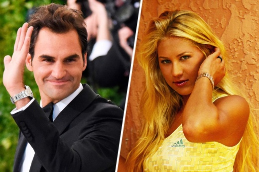 Узнайте звёзд тенниса по детским фотографиям! Не перепутаете Курникову с Шараповой?