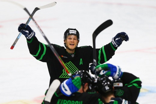 «Салават» потерял главных звёзд, но вышел в лидеры КХЛ. Уфа больше не команда одного звена
