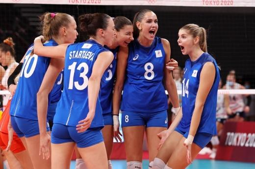 Какие же наши волейболистки крутые! Учинили разгром американкам на Олимпиаде-2020