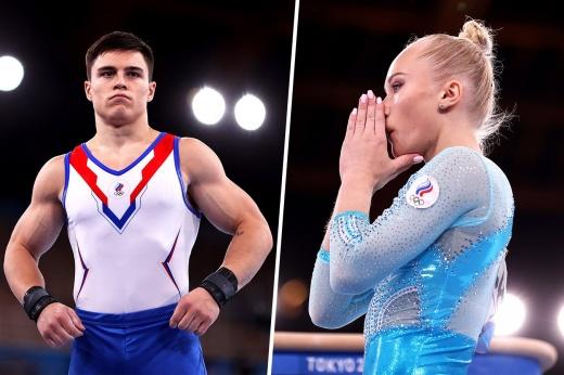 «Всё не задалось». Неужели командные победы забрали все силы у русских гимнастов?