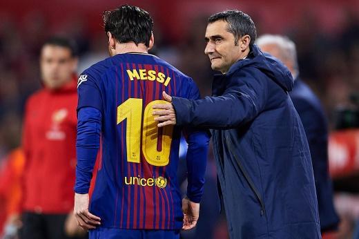 У «Барселоны» будет новый тренер. Уже есть три кандидата