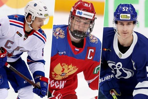 29 россиян на драфте НХЛ! Кто из них покорит Америку?