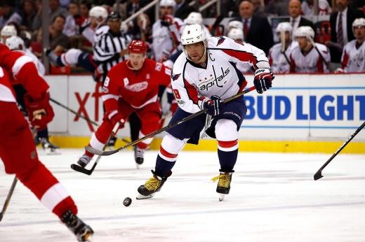 Очередной хет-трик Овечкина в НХЛ! Он снова готов забить 50 голов за сезон