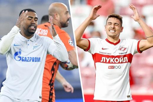 Кому российские клубы проигрывали в Европе за год. От списка соперников становится грустно