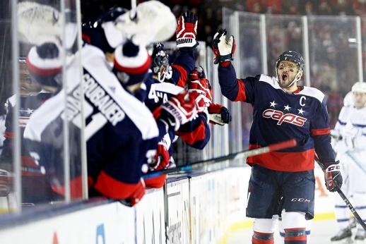 «Овечкину можно замахнуться на рекорд Гретцки». Каспарайтис – о неделе НХЛ