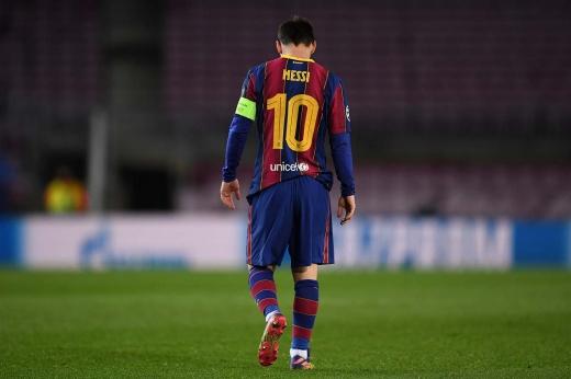 Прямо сейчас «Барселона» лучше без Месси