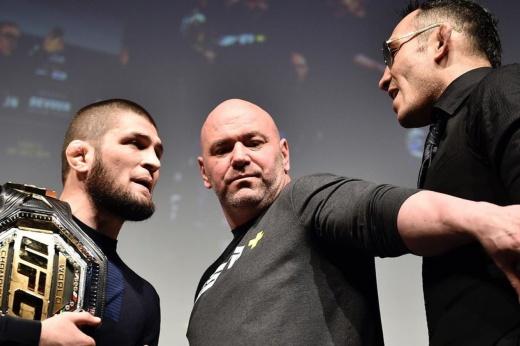 «Бой Хабиба и Фергюсона состоится где-то на Земле!» Куда перенесут UFC 249?