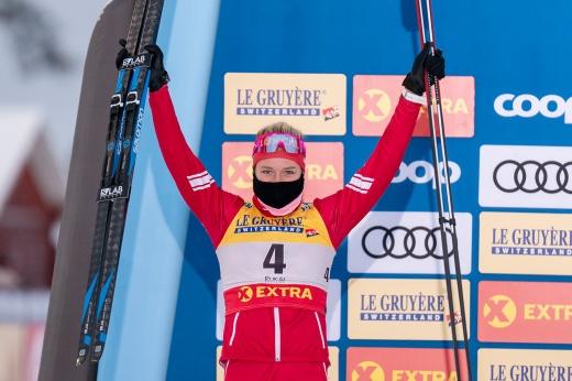 Лыжница Наталья Непряева лишилась медали из-за грубого поведения шведок – что случилось?