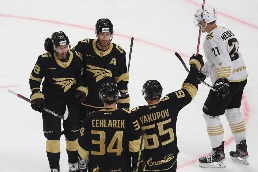 Самый мощный камбэк в истории КХЛ, как рижское «Динамо» отыгралось с 0:5 в матче с «Йокеритом»