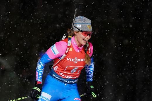 Тамара-снайпер. Удивительный результат российской биатлонистки на Кубке мира