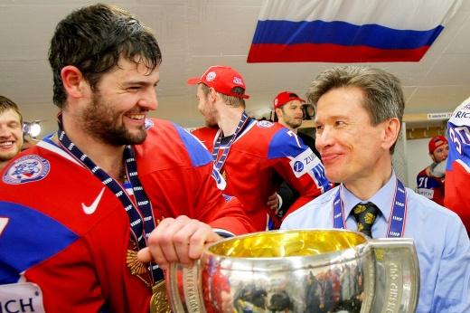 Триумф Ковальчука, последнее золото Быкова и Захаркина. Каким был чемпионский Берн-2009