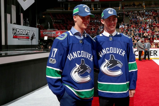 Повторит ли Петтерссон достижение Буре? Лучшие новички НХЛ в этом сезоне