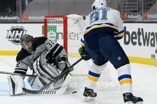 «Сент-Луис» — «Анахайм» — 2:3 ОТ, видео, голы, обзор матча регулярного чемпионата НХЛ