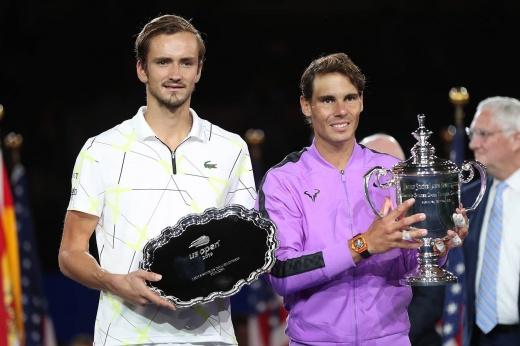Как изменились заработки звёзд тенниса на US Open
