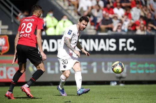 Месси опять не забил в чемпионате Франции. «ПСЖ» потерпел сенсационное поражение