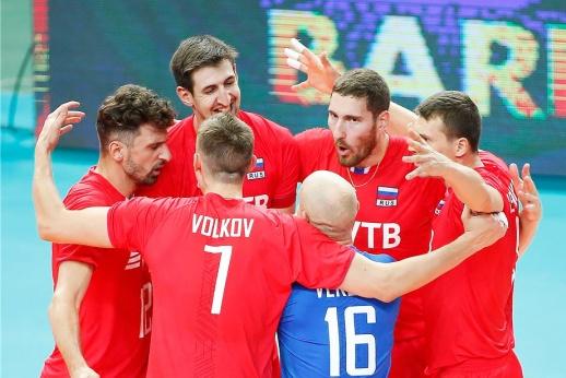 Россия начала чемпионат мира с победы. Австралия кусалась, но поломала зубы