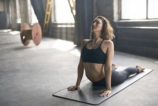 Упражнения для спины выпрямления осанки