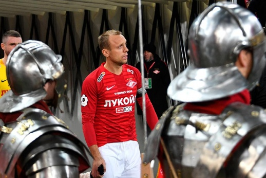 Каким мы запомним Глушакова в «Спартаке». Главное