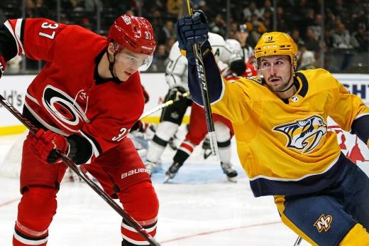 Свечников ввёл новую моду в НХЛ. Форсберг повторил его чудо-гол на скорости