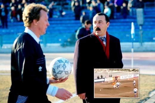 Спустя 23 года матч «Динамо» и «Алании» назвали договорным. Разбираемся
