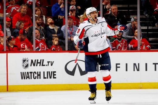 Интервью Александра Овечкина и Уэйна Гретцки — о своей дружбе и рекорде НХЛ по голам