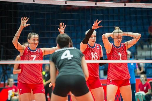 Тень Лиги наций. Российские волейболистки опять проиграли немкам