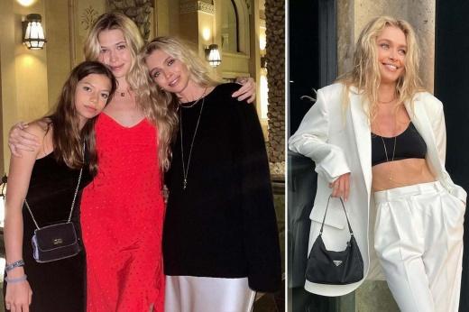 Мама или сестра? 6 российских звёзд с блестящей фигурой