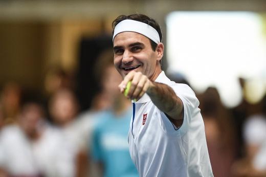 Огромный куш Федерера. За неделю он заработал больше, чем за год