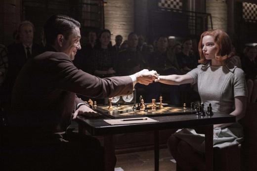 «Очаровательные русские». Почему «Ход королевы» неправильно показал шахматистов из СССР