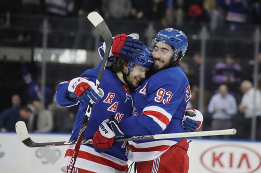 Овечкин забил два, а Зибанеджад — пять! Матч года в НХЛ!