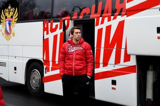 «Салават Юлаев» отстоял Бурдасова. Или он просто не нужен сборной?