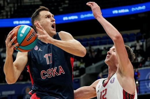Суперкубок Единой лиги ВТБ: ЦСКА обыграл «Зенит» в финале