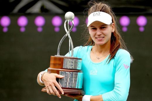 Вот так красавица! Вероника Кудерметова завоевала 1-й титул и вошла в топ-30 рейтинга WTA
